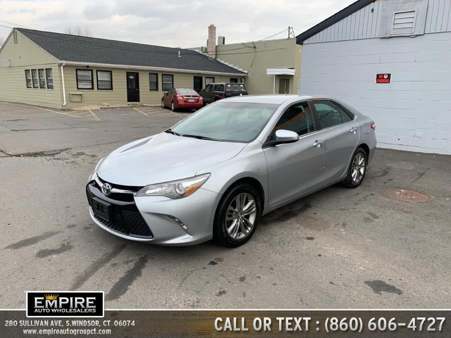 Used Toyota Camry SE 2016 | Empire Auto Wholesalers. S.Windsor, Connecticut