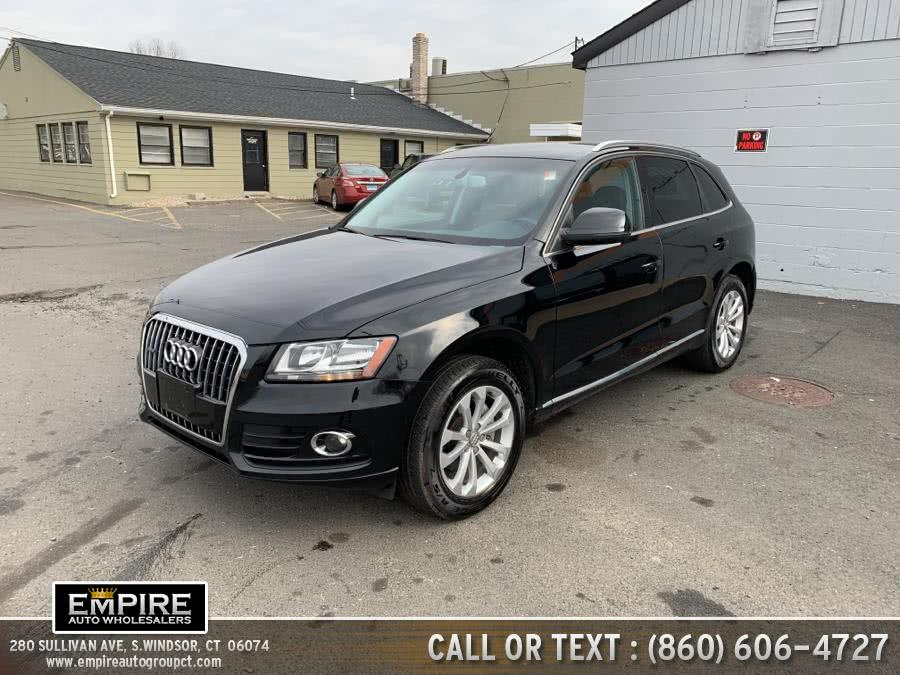 Used Audi Q5 quattro 4dr 2.0T Premium 2014 | Empire Auto Wholesalers. S.Windsor, Connecticut