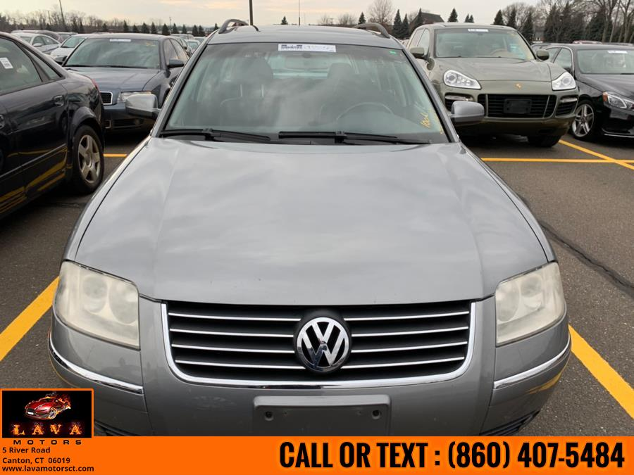 Used 2003 Volkswagen Passat in Canton, Connecticut   Lava Motors. Canton, Connecticut