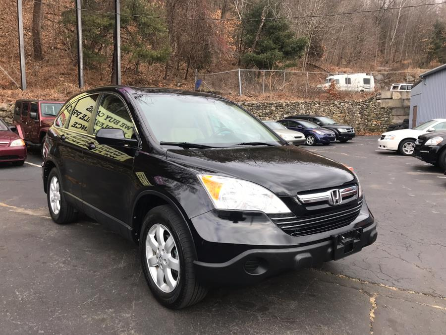 2009 Honda CR-V EX-L, available for sale in Naugatuck, Connecticut | Riverside Motorcars, LLC. Naugatuck, Connecticut