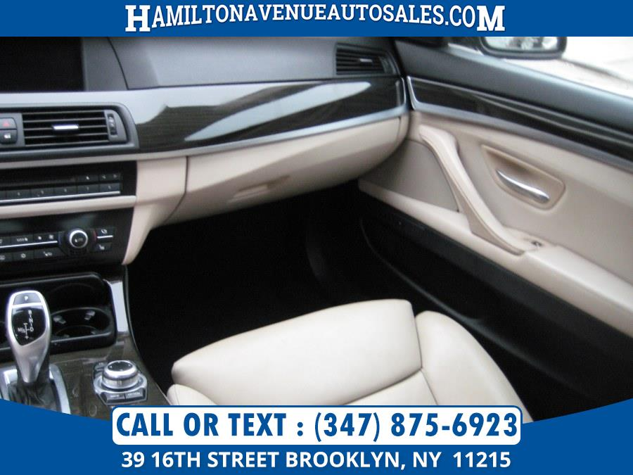 2011 BMW 5 Series 4dr Sdn 550i RWD, available for sale in Brooklyn, New York | Hamilton Avenue Auto Sales DBA Nyautoauction.com. Brooklyn, New York