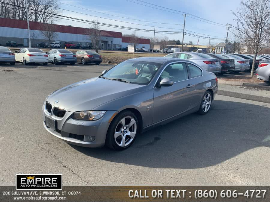 Used BMW 3 Series 2dr Cpe 328i xDrive AWD SULEV 2010 | Empire Auto Wholesalers. S.Windsor, Connecticut