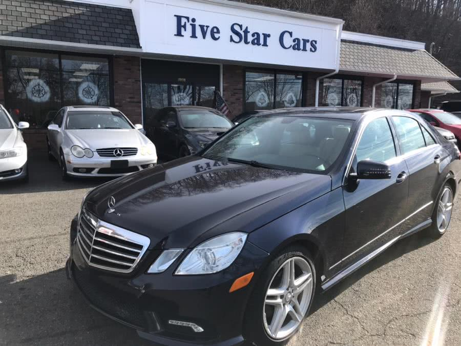 Used Mercedes-Benz E-Class 4dr Sdn E350 Luxury 4MATIC 2011 | Five Star Cars LLC. Meriden, Connecticut