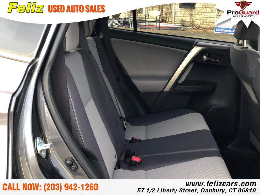 2015 Toyota RAV4 AWD 4dr XLE (Natl), available for sale in Danbury, Connecticut   Feliz Used Auto Sales. Danbury, Connecticut