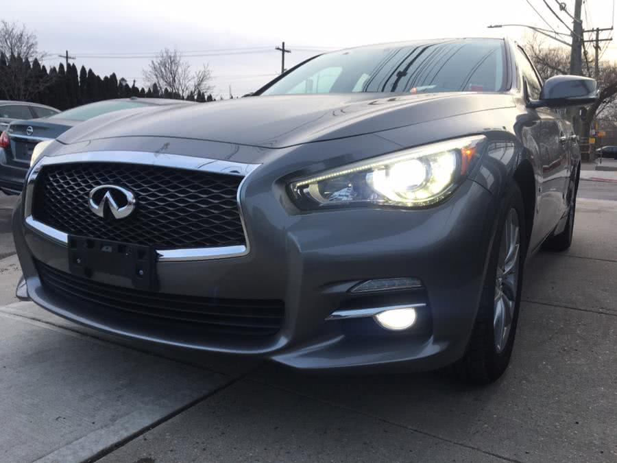 2014 Infiniti Q50 4dr Sdn AWD Premium, available for sale in Brooklyn, New York | NYC Automart Inc. Brooklyn, New York