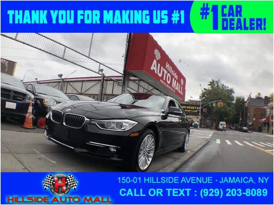2015 BMW 3 Series 4dr Sdn 335i xDrive AWD South Africa, available for sale in Jamaica, New York | Hillside Auto Mall Inc.. Jamaica, New York