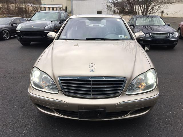 2005 Mercedes-Benz S-Class 4dr Sdn 4.3L 4MATIC, available for sale in Danbury, Connecticut | Car City of Danbury, LLC. Danbury, Connecticut