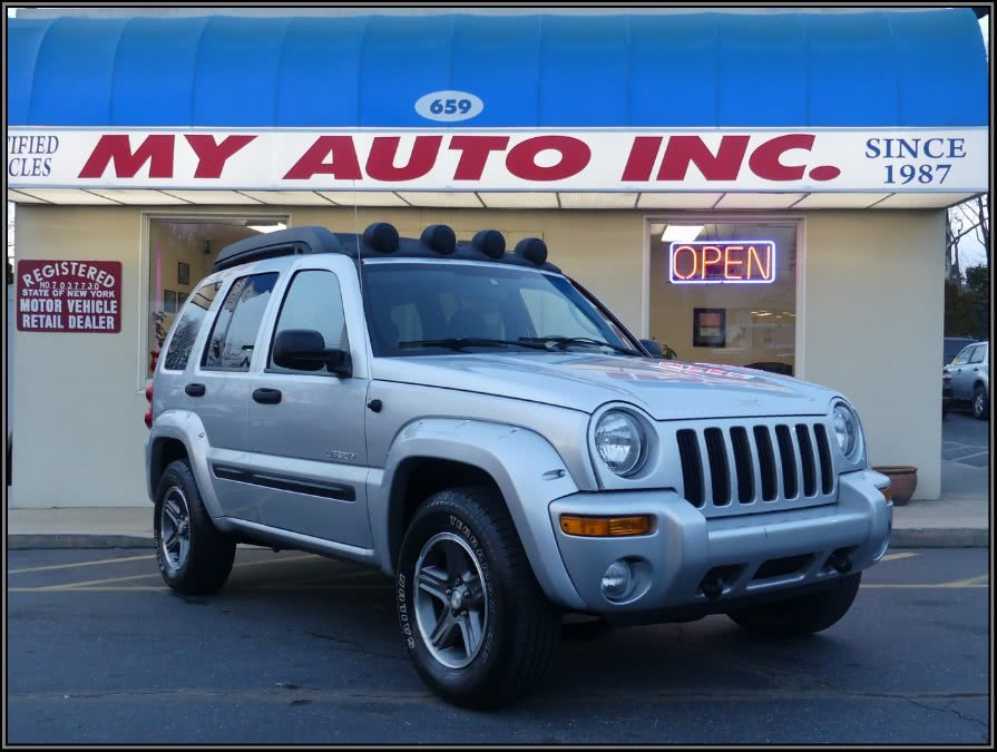 silver 2004 jeep liberty automatic transmission huntington station ny my auto inc my auto inc