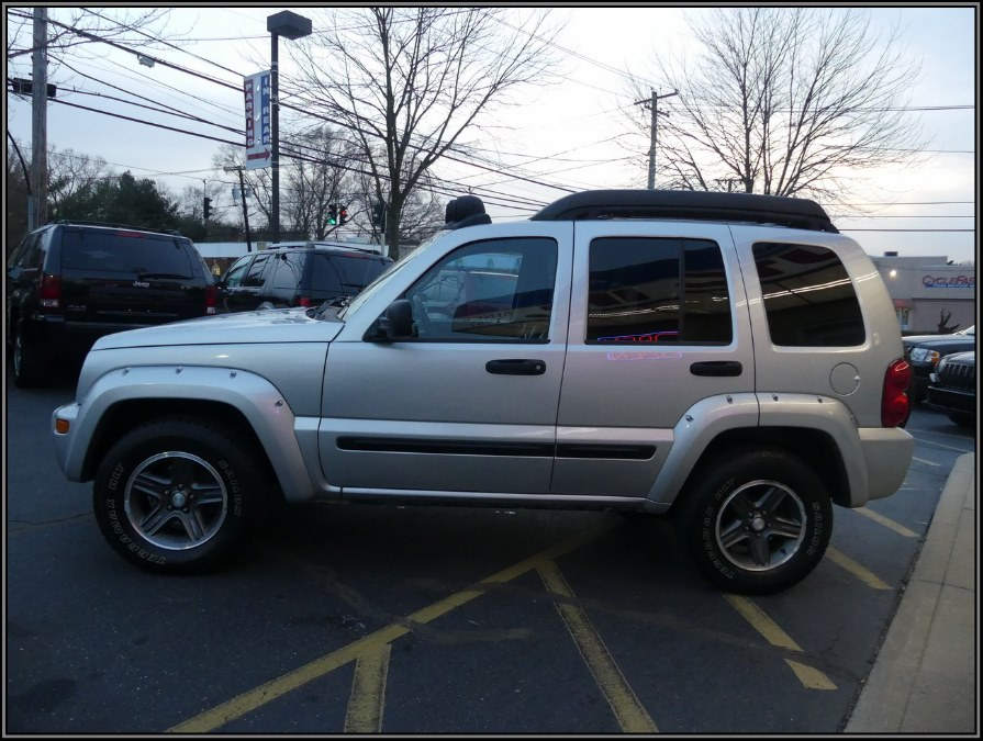 2004 Jeep Liberty 4dr Renegade 4WD, available for sale in Huntington Station, New York | My Auto Inc.. Huntington Station, New York