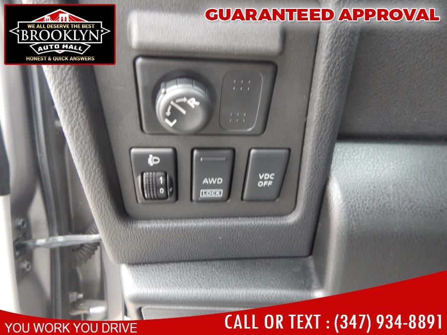 Used Nissan Rogue AWD 4dr SL w/CA Emissions 2008 | Brooklyn Auto Mall LLC. Brooklyn, New York