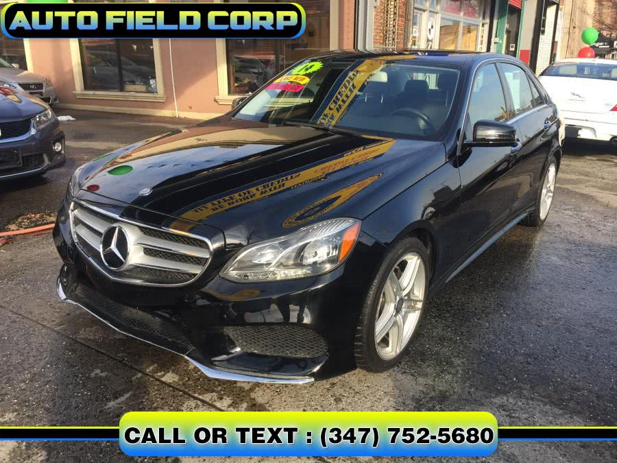 Used 2014 Mercedes-Benz E-Class in Jamaica, New York | Auto Field Corp. Jamaica, New York