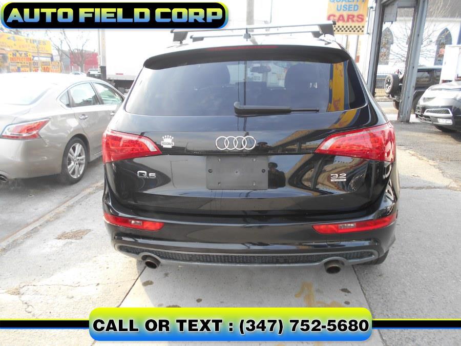 2012 Audi Q5 quattro 4dr 3.2L Premium Plus, available for sale in Jamaica, New York | Auto Field Corp. Jamaica, New York