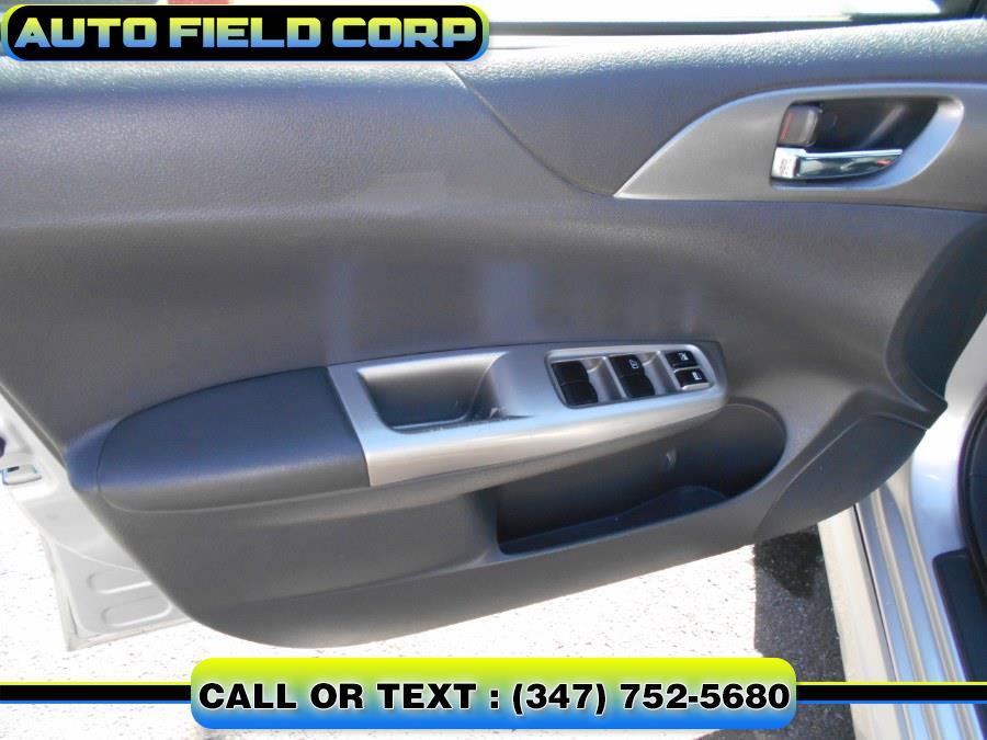 2008 Subaru Impreza Sedan (Natl) 4dr Man WRX w/Premium Pkg, available for sale in Jamaica, New York | Auto Field Corp. Jamaica, New York