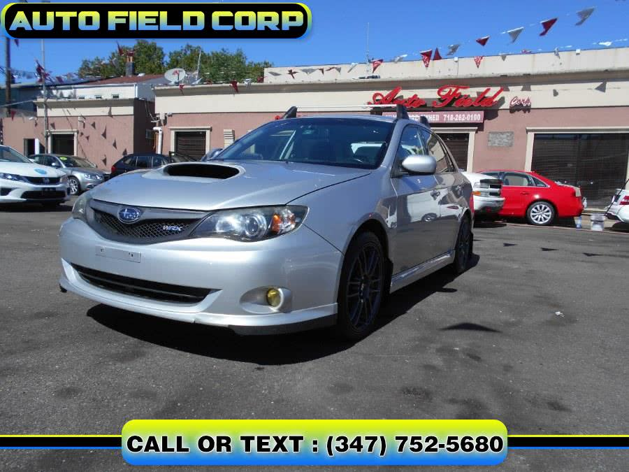 Used 2008 Subaru Impreza Sedan (Natl) in Jamaica, New York | Auto Field Corp. Jamaica, New York