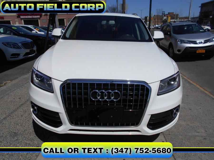2015 Audi Q5 quattro 4dr 2.0T Premium Plus, available for sale in Jamaica, New York | Auto Field Corp. Jamaica, New York