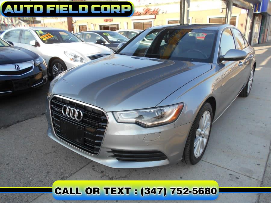 Used 2015 Audi A6 in Jamaica, New York | Auto Field Corp. Jamaica, New York