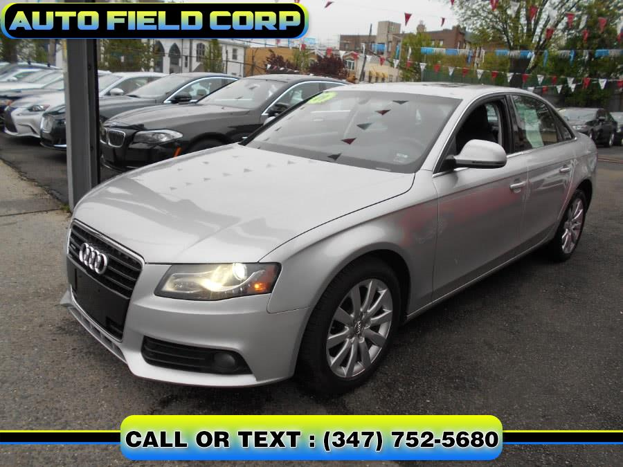 Used 2009 Audi A4 in Jamaica, New York | Auto Field Corp. Jamaica, New York