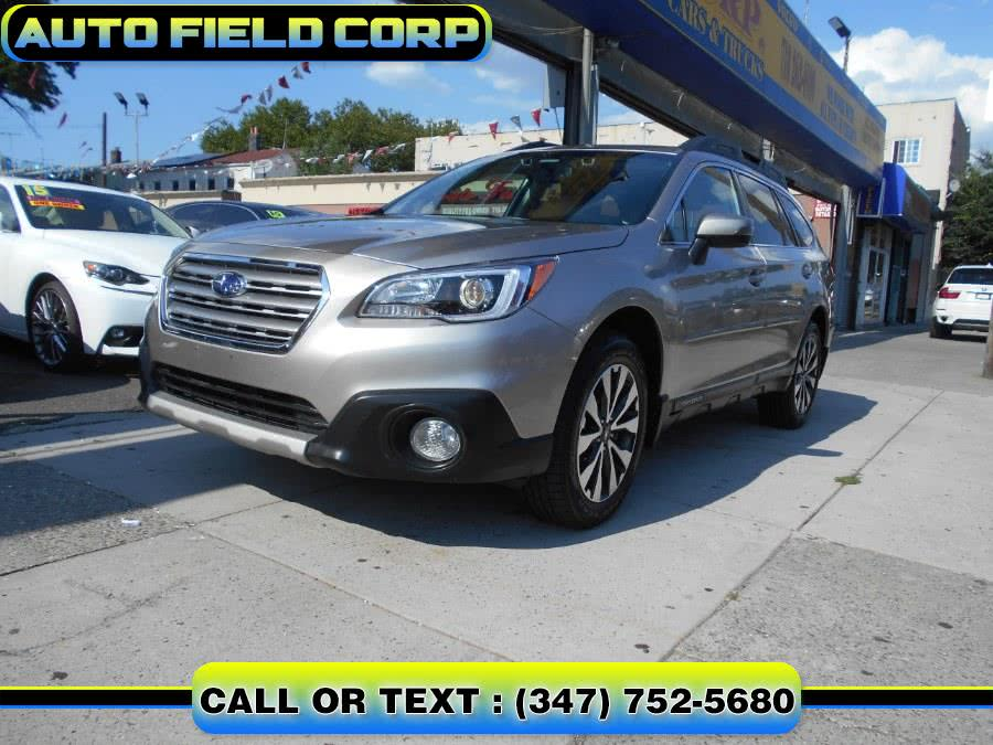 Used 2015 Subaru Outback in Jamaica, New York | Auto Field Corp. Jamaica, New York