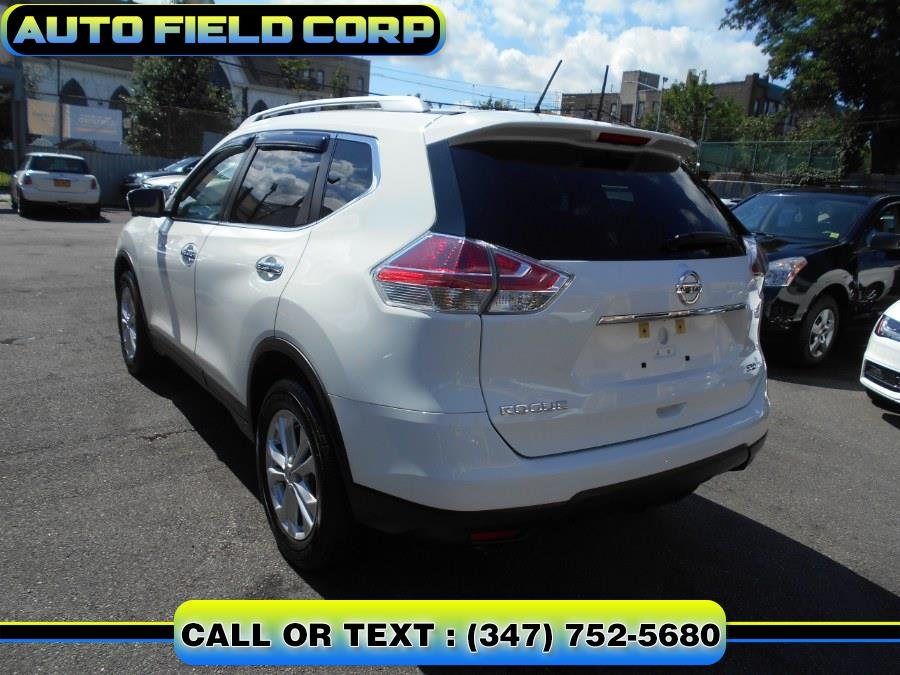 2015 Nissan Rogue AWD 4dr S *Ltd Avail*, available for sale in Jamaica, New York | Auto Field Corp. Jamaica, New York