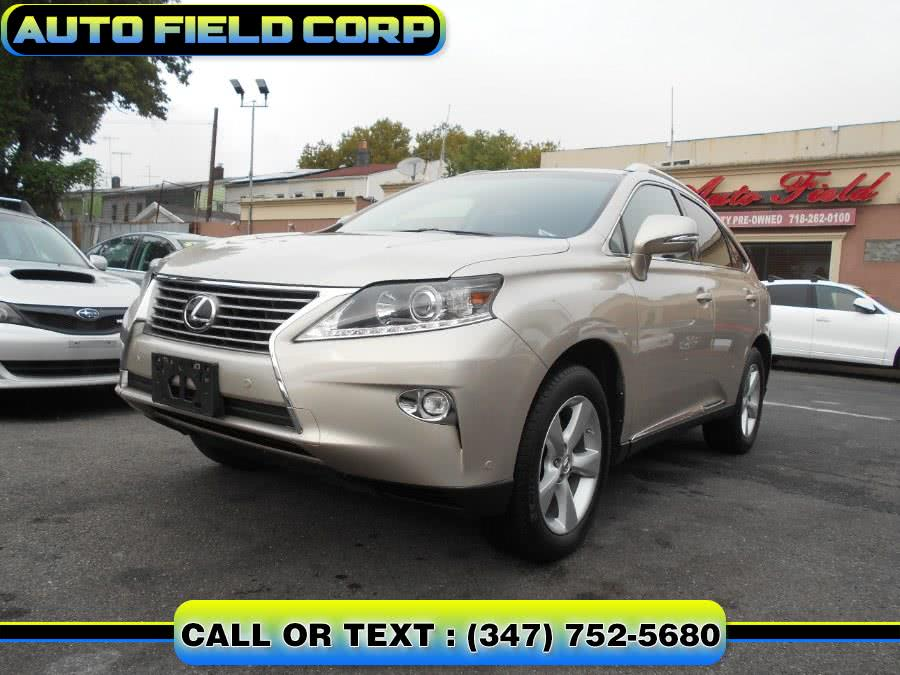 Used 2015 Lexus RX 350 in Jamaica, New York | Auto Field Corp. Jamaica, New York