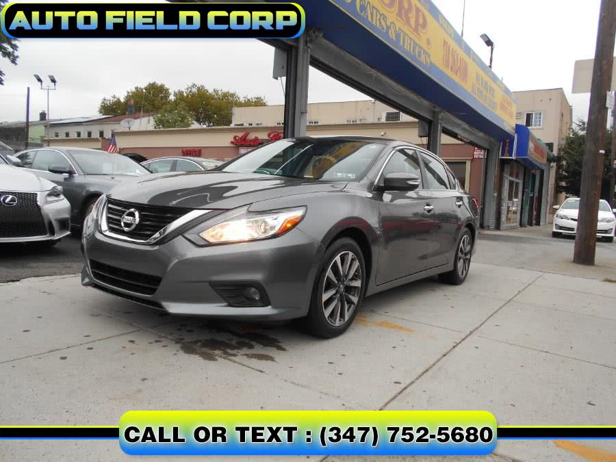 Used 2017 Nissan Altima in Jamaica, New York | Auto Field Corp. Jamaica, New York