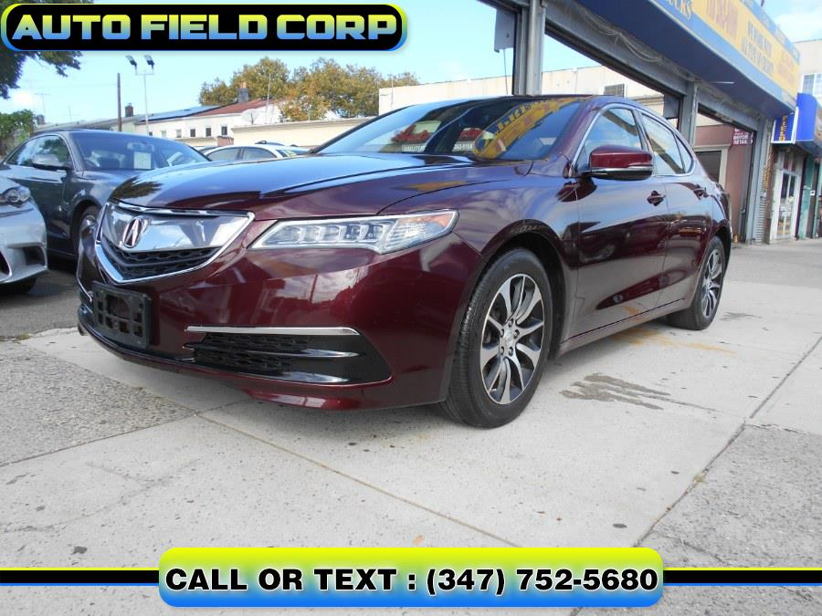 2015 Acura TLX 4dr Sdn FWD Tech, available for sale in Jamaica, New York | Auto Field Corp. Jamaica, New York