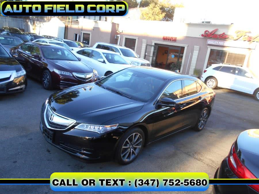 Used 2015 Acura TLX in Jamaica, New York | Auto Field Corp. Jamaica, New York