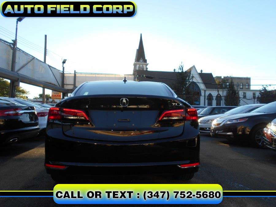 2015 Acura TLX V6 TECH LUXURY SEDAN, available for sale in Jamaica, New York | Auto Field Corp. Jamaica, New York