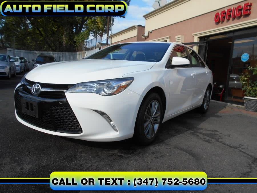 Used Toyota Camry 4dr Sdn I4 Auto SE (Natl) 2015 | Auto Field Corp. Jamaica, New York