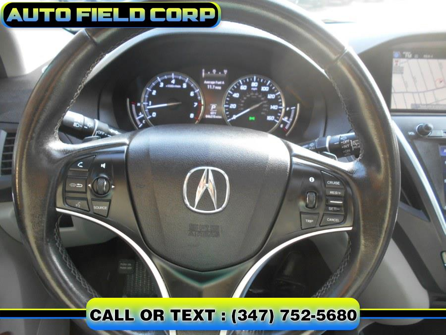 2015 Acura MDX SH-AWD 4dr Tech/Entertainment Pkg, available for sale in Jamaica, New York   Auto Field Corp. Jamaica, New York