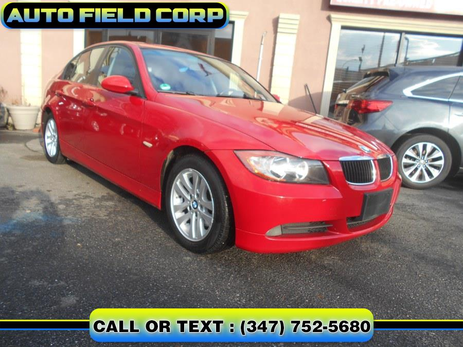 2007 BMW 3 Series 328I AUTOMATIC LUXURY SEDAN, available for sale in Jamaica, New York | Auto Field Corp. Jamaica, New York