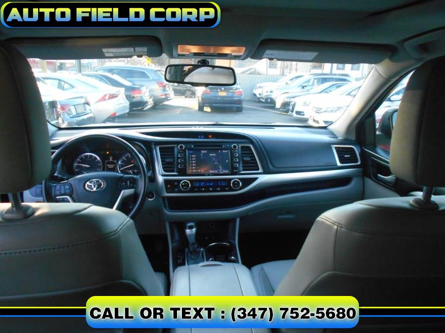 2015 Toyota Highlander AWD 4dr V6 XLE (Natl), available for sale in Jamaica, New York | Auto Field Corp. Jamaica, New York