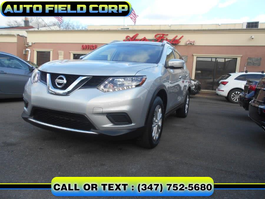 Used 2014 Nissan Rogue in Jamaica, New York | Auto Field Corp. Jamaica, New York