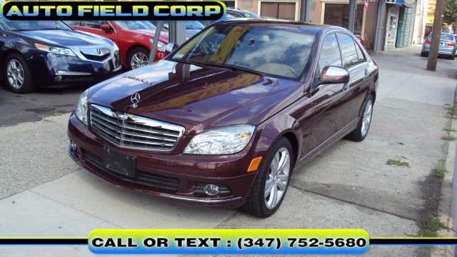 Used Mercedes-Benz C-Class 4dr Sdn 3.0L Sport 4MATIC 2008 | Auto Field Corp. Jamaica, New York