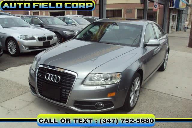 Used 2011 Audi A6 in Jamaica, New York | Auto Field Corp. Jamaica, New York