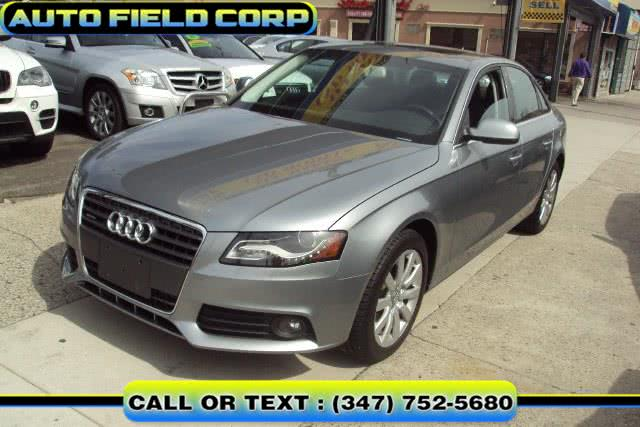 Used 2011 Audi A4 in Jamaica, New York | Auto Field Corp. Jamaica, New York