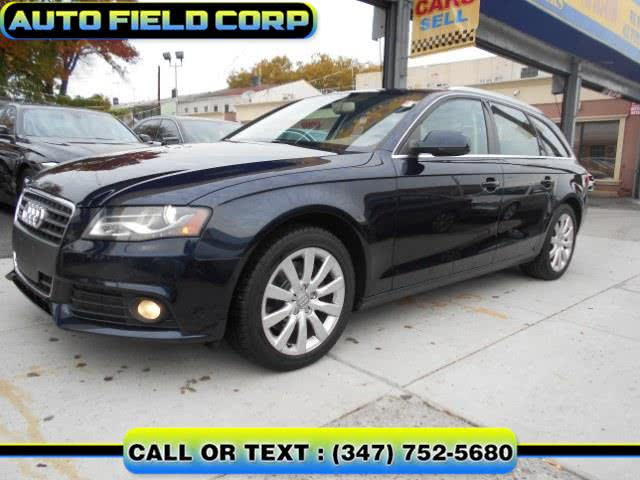 Used 2010 Audi A4 in Jamaica, New York | Auto Field Corp. Jamaica, New York