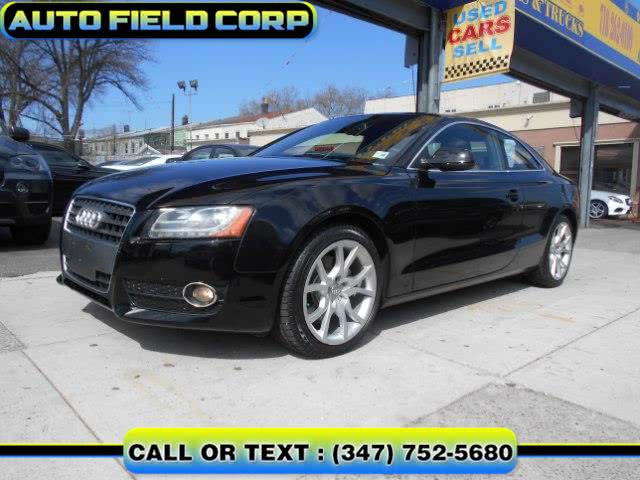 Used 2012 Audi A5 in Jamaica, New York | Auto Field Corp. Jamaica, New York