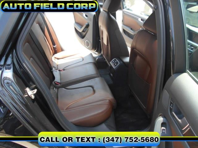 2013 Audi A4 4dr Sdn Auto quattro 2.0T Prem, available for sale in Jamaica, New York | Auto Field Corp. Jamaica, New York