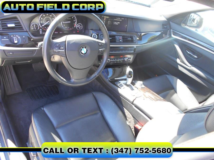 2013 BMW 5 Series 528i XDRIVE LUXURY SEDAN, available for sale in Jamaica, New York | Auto Field Corp. Jamaica, New York