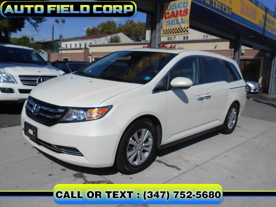 Used Honda Odyssey 5dr EX-L w/RES 2014 | Auto Field Corp. Jamaica, New York