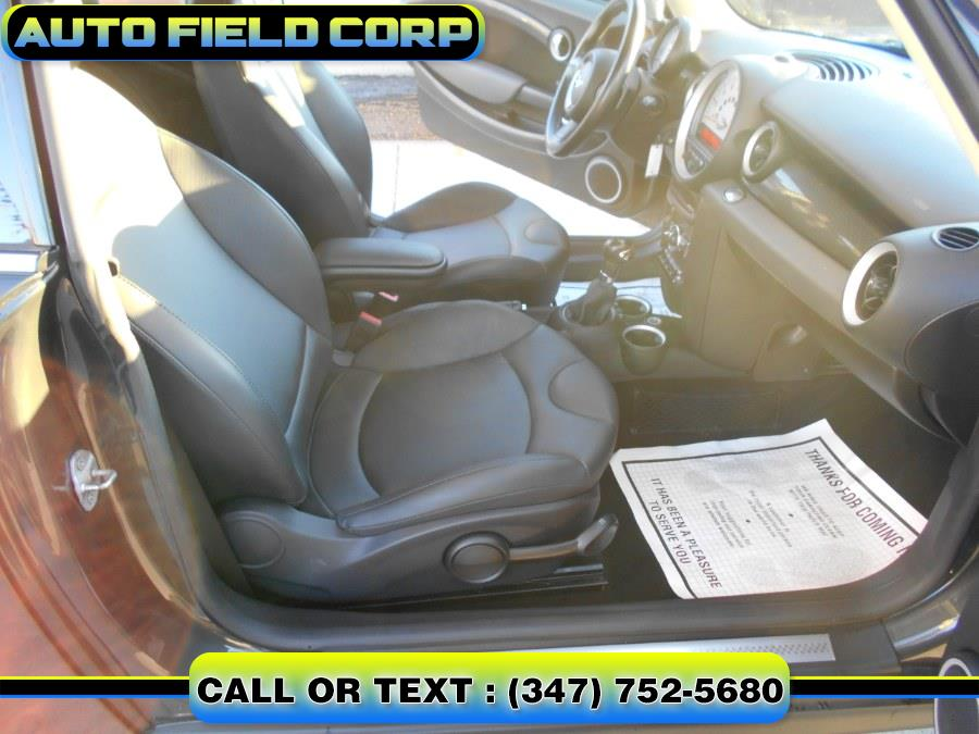 2011 MINI COOPER S AUTOMATIC SPORTS CAR, available for sale in Jamaica, New York | Auto Field Corp. Jamaica, New York