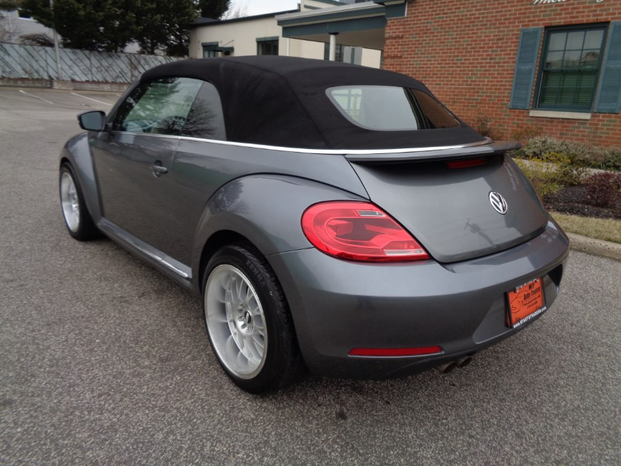 2013 Volkswagen Beetle Convertible 2dr Auto 2.5L w/Sound/Nav PZEV, available for sale in Valley Stream, New York | NY Auto Traders. Valley Stream, New York