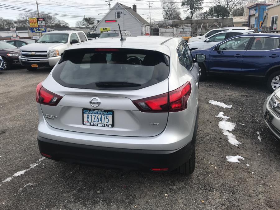 Used Nissan Rogue Sport 2018.5 AWD S 2018 | Roe Motors Ltd. Shirley, New York