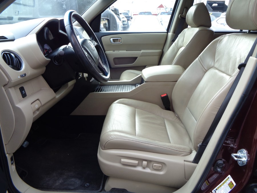 2011 Honda Pilot 4WD 4dr EX-L w/Navi, available for sale in Chelsea, Massachusetts   Boston Prime Cars Inc. Chelsea, Massachusetts
