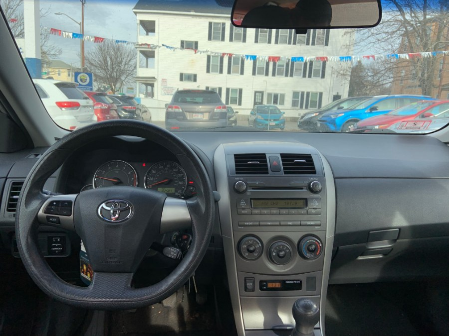 2011 Toyota Corolla 4dr Sdn Man S, available for sale in Worcester, Massachusetts | Sophia's Auto Sales Inc. Worcester, Massachusetts
