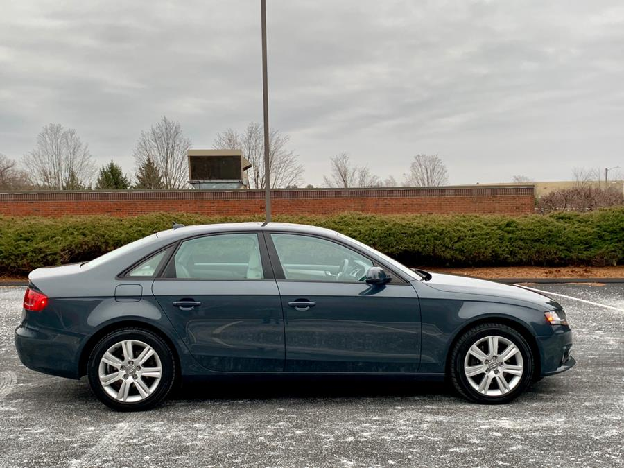 2011 Audi A4 4dr Sdn Auto quattro 2.0T Premium, available for sale in Bristol , Connecticut | Riverside Auto Center LLC. Bristol , Connecticut
