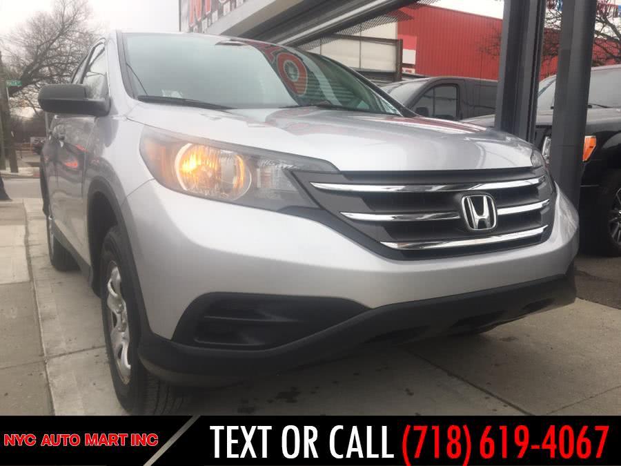 Used Honda CR-V AWD 5dr LX 2014 | NYC Automart Inc. Brooklyn, New York