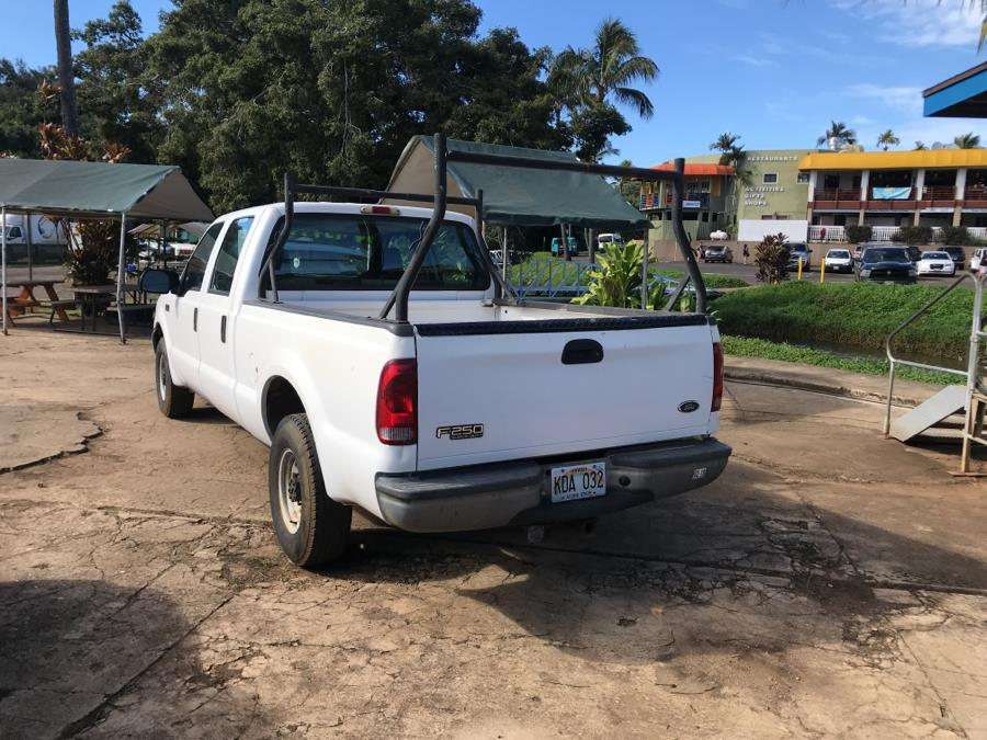 2004 Ford F250 SUPER DUTY, available for sale in Lihue, Hawaii | Harbor Motors Inc. Lihue, Hawaii
