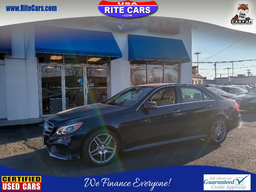 2016 Mercedes-Benz E-Class 4dr Sdn E 350 Luxury 4MATIC, available for sale in Lindenhurst, New York | Rite Cars, Inc. Lindenhurst, New York